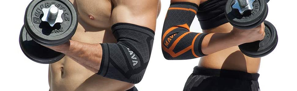 Freedom amp; Relief from elbow pain, discomfort and soreness!