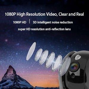 NexGadget 1080P Wireless Wifi Security Camera