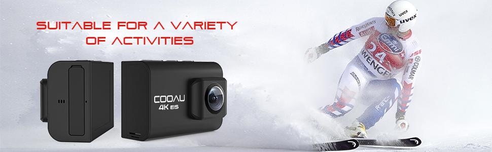 activities camera
