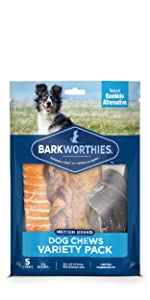 ... Medium Breed Dog Chews Variety Pack ...