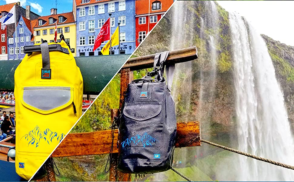 waterproof beach bag boating gifts for men large backpack kayak accessories dry fishing gear