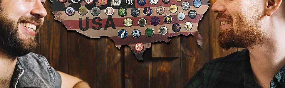 craft beer gifts, beer signs, beer holder, beer bottle caps, beer gifts for men, beer accessories,