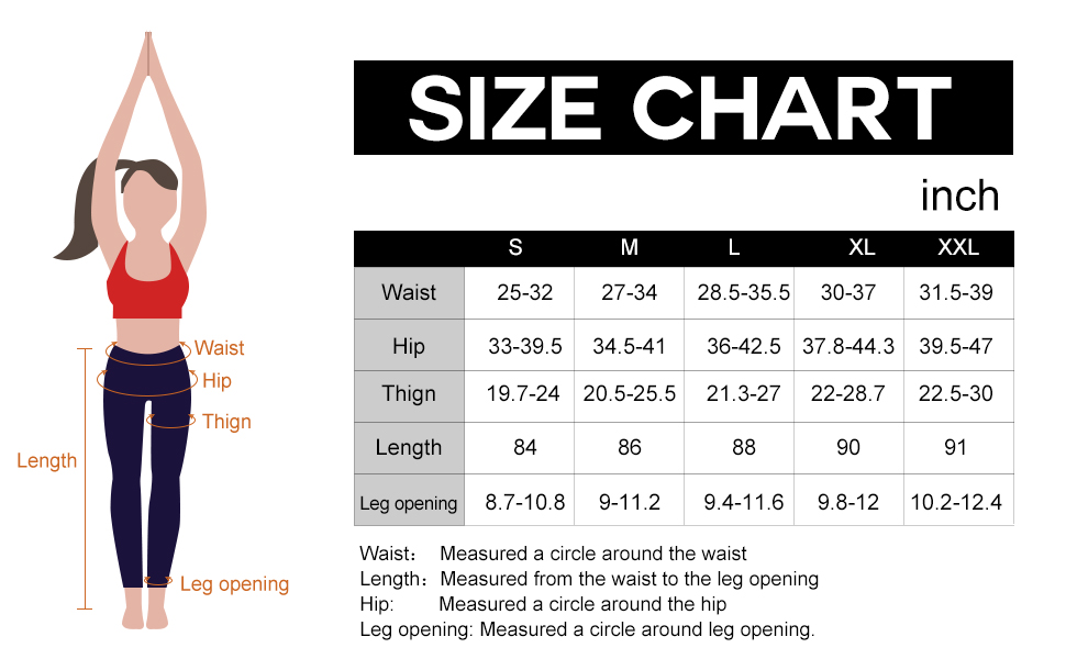 e47f03d9dca73 Amazon.com: FITTIN Women's Workout Leggings Capris with Pocket ...