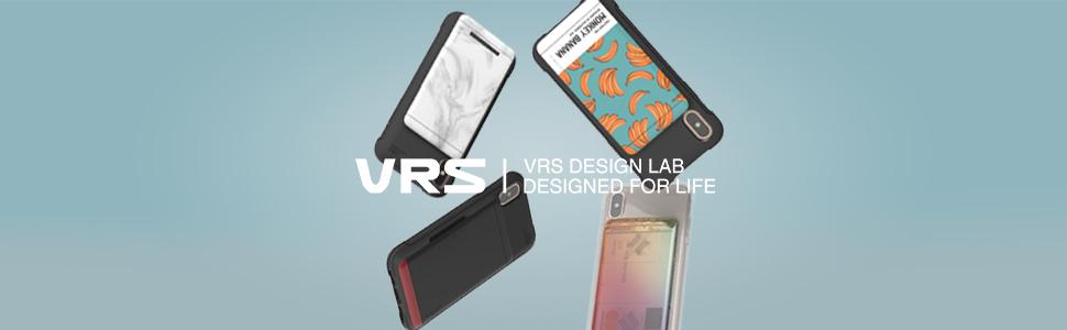 VRS Design iPhone Xs Damda Shield