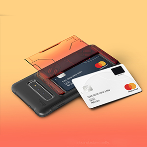 VRS Design Samsung Galaxy S10 Case Series Damda Glide Shield Card Wallet Case