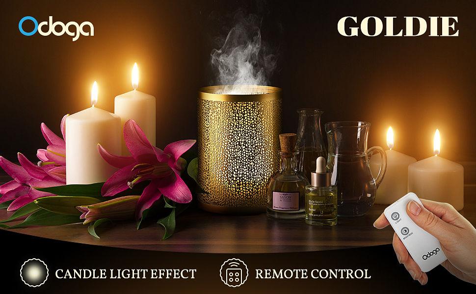 Amazon Com Odoga Aromatherapy Essential Oil Diffuser 100