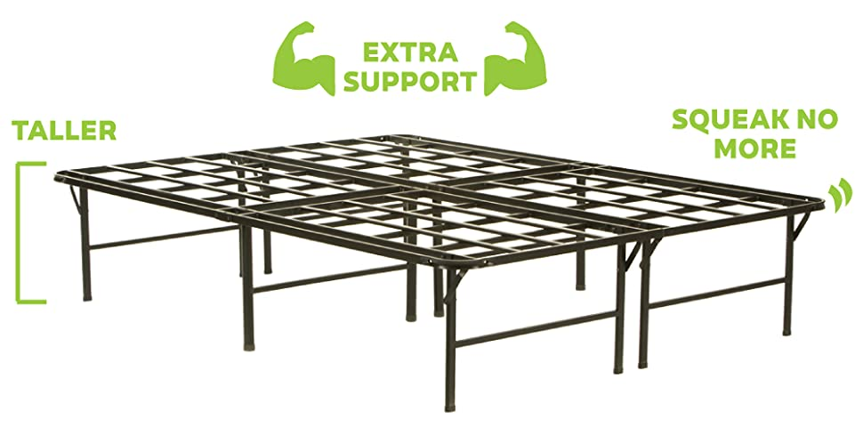 Squeakless Bed Frame