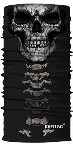 Pack 6 Uds Dise/ño Militar SunPlanet Bandana Cubre Bocas para Rostro Mandala Blanco y Negro- 100/% Poli/éster Deportes Aire Libre Bufanda Cabeza Pa/ñuelos Pasamonta/ñas Senderismo Correr Ciclismo Motocicleta Polaina para el Cuell