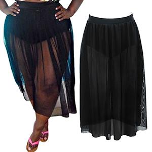 26746dc9a13 Amazon.com  JYUAN Women s Plus Size Swimwear High Waist Bikini Set ...