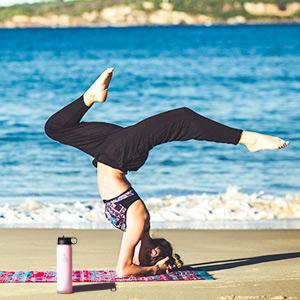 water bottle for yoga