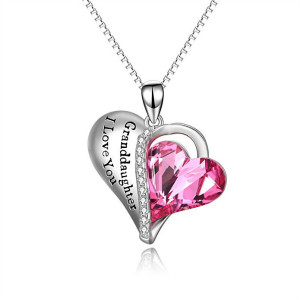 Grandmother I Love You Necklace