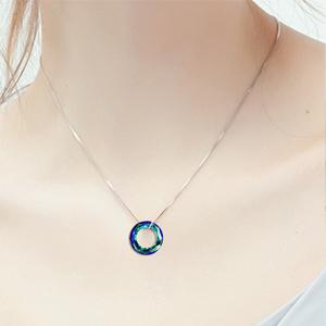 Rose Quartz Crystal Angel pendant on a sterling silver 18\u201d chain\u2022Crystal Necklace\u2022Crystal Point\u2022Rose Quartz\u2022