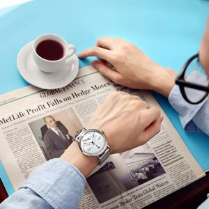 mechanical watch. automatic watches for men