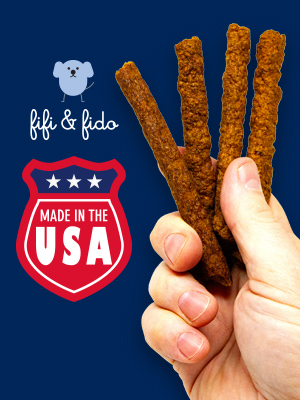 Dog Jerky Treat made USA