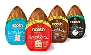 Amazon Noosh Almond Butter Chocolate 20 Count