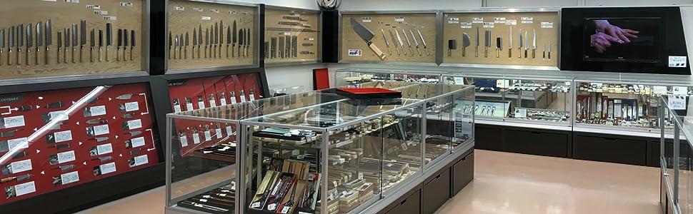 Sakai Kitchen Knives Museum