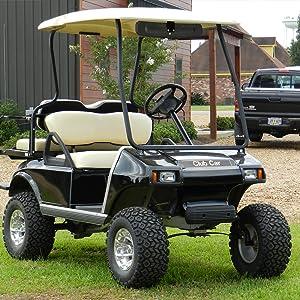 golf cart view mirror