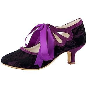 black wedding shoes vintage mary jane shoes
