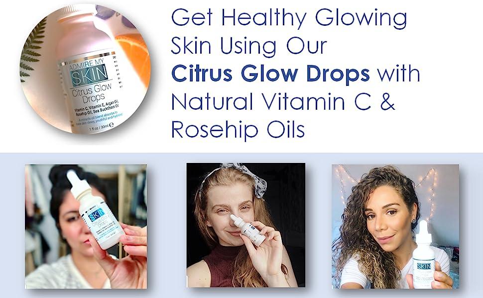 ihonhoito, C -vitamiiniöljy, C -vitamiiniseerumi