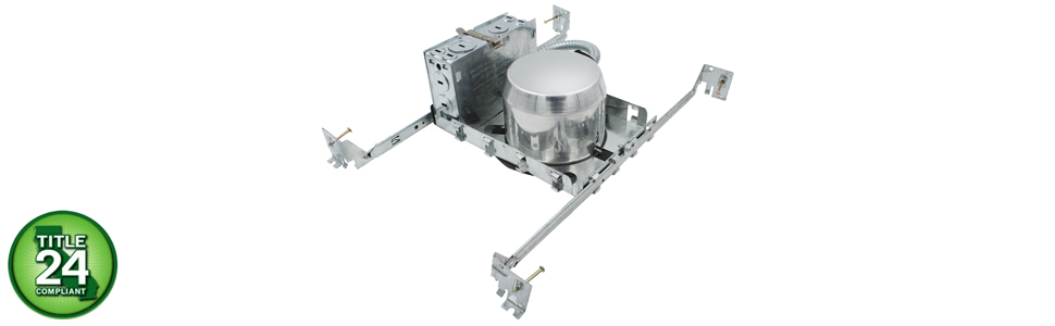 new construction led recessed light cans