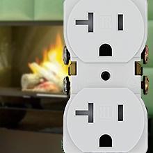 20a duplex receptacles