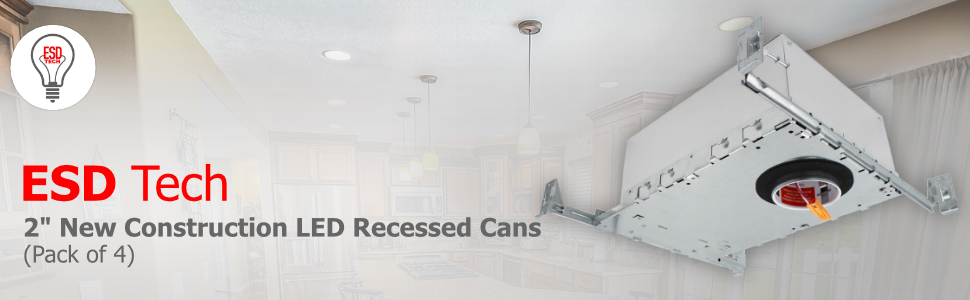 """2"""" recessed cans"""
