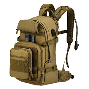MOLLE SYSTEM ON FRONT