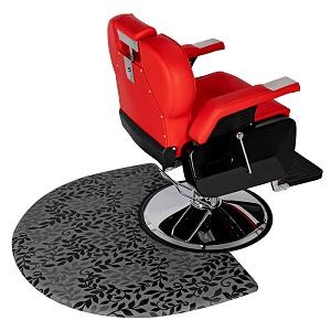 barber floor mat