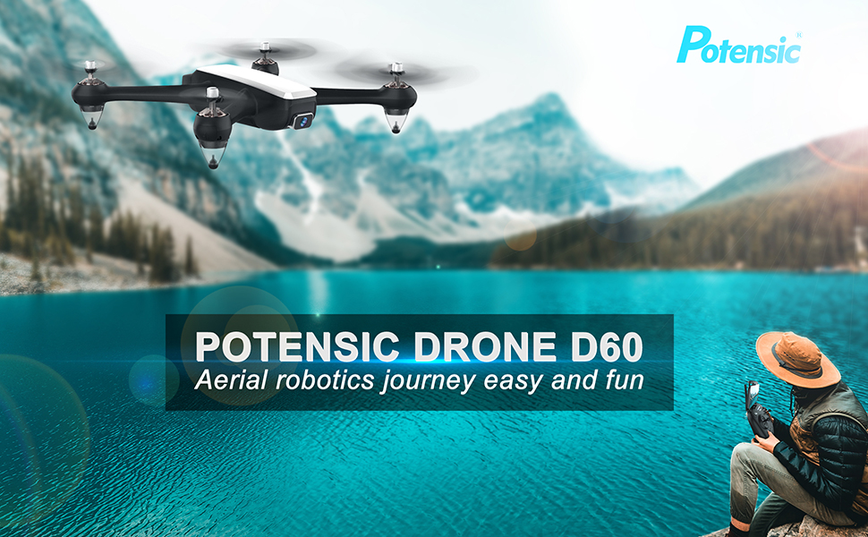 potensic drone d60
