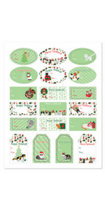 christmas bingo for kids winter reward stickers christmas gift tags plaid christmas gift tags christmas party invitations religious christmas - Christmas Bingo For Kids