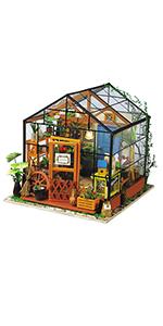 Cathy's Flower House