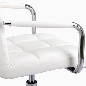 Amazon.com: Yaheetech - Silla de escritorio con ruedas ...