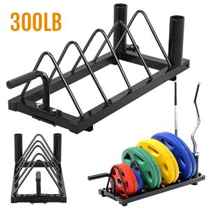 Strength Fitness Rack Plate Holder Standard Plate