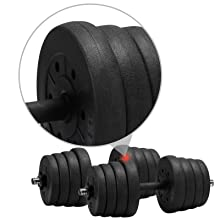 Protective Dumbbell