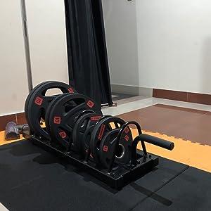 Strength Rack Holder