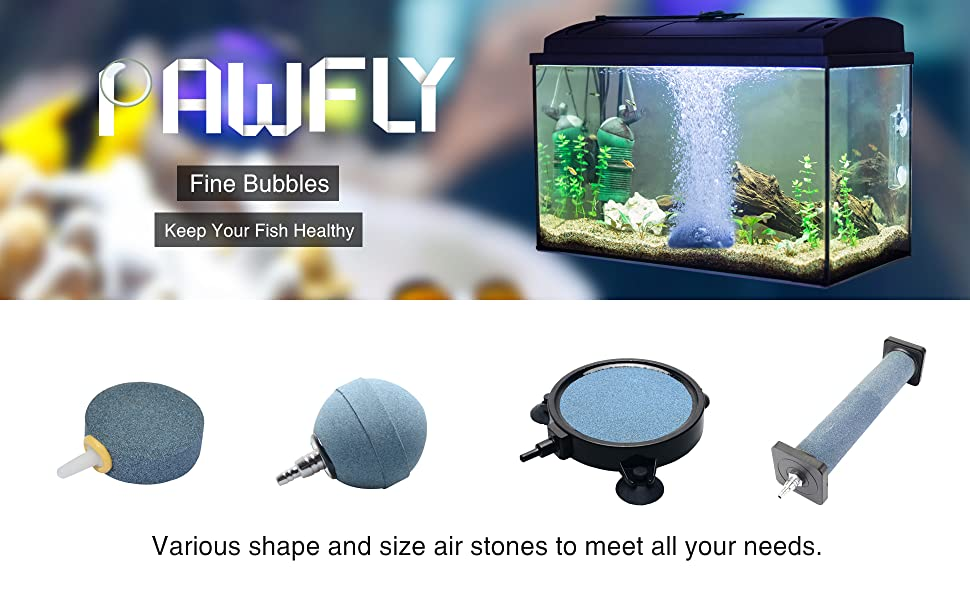 Large Aquarium Air Stone : Amazon pawfly pcs large air stones cylinder for