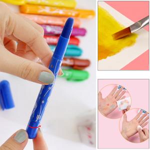 face paint crayon kit set painting