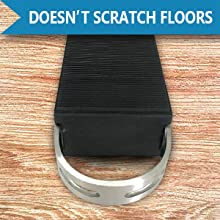 door stopper rubber