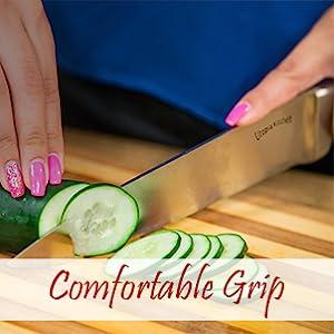 comfortable grip