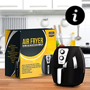 air fryer 3.2 quart