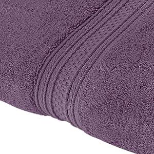 ring spun cotton bath towels
