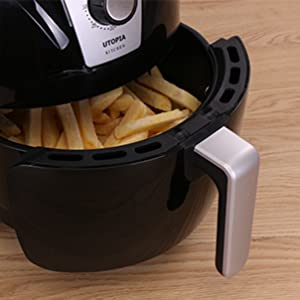 air fryer fan