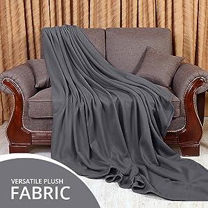 Versatile Plush Fabric