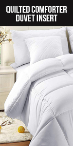Super Soft Warm Down Alternative Comforter - Duvet Insert