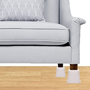 Luxury Bed Risers 8 Inch