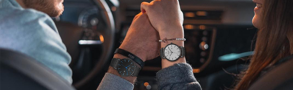 mens watches ultra-thin watches