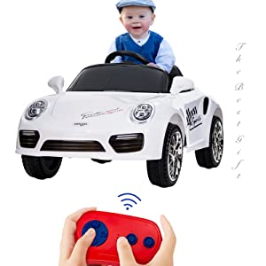 kids ride on car