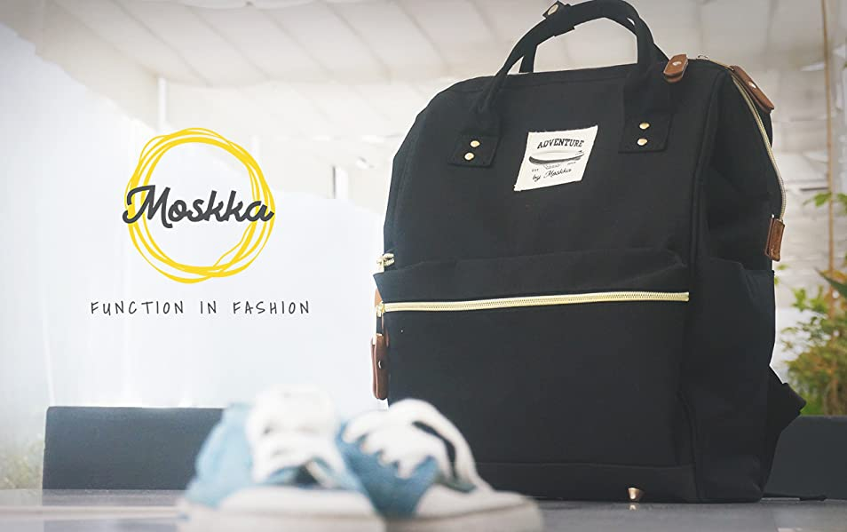 diaper backpack adventure by moskka best diaper bag on the go adventure diaper bag by moskka. Black Bedroom Furniture Sets. Home Design Ideas