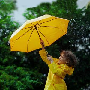 amazon com mcconnor automatic travel rain umbrella auto open