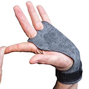 INDEX FINGER FREE = INCREASED MOBILITY